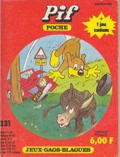 Pif Poche -231- Pif poche n° 231