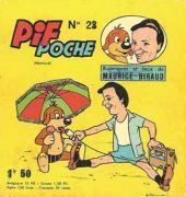 Pif Poche -23- Pif Poche n° 23