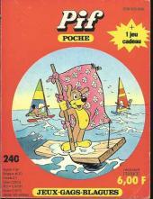 Pif Poche -240- Planche à voile