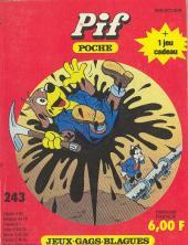 Pif Poche -243- Pif poche n° 243