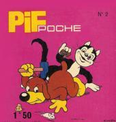 Pif Poche -2- Pif Poche n°2