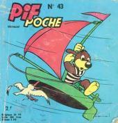 Pif Poche -43- Pif Poche n° 43