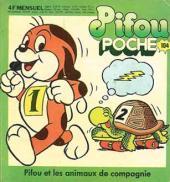 Pifou (Poche) -104- Pifou et les animaux de compagnie
