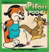 Pifou (Poche) -106- Pifou et Flopi le kangourou