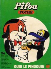 Pifou (Poche) -116- Ouin le pingouin