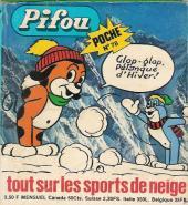 Pifou (Poche) -78- Tout sur les sports de neige
