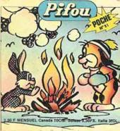 Pifou (Poche) -91- Pifou Poche n° 91