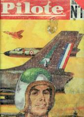 (Recueil) Pilote (Album du journal - Édition française cartonnée) -10- Reliure n°10