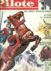 (Recueil) Pilote (Album du journal - Édition française cartonnée) -4- Reliure n°4