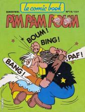 Pim Pam Poum (Le comic book)
