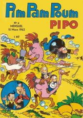 Pim Pam Poum (Pipo - Mensuel) -4- Mensuel n°004
