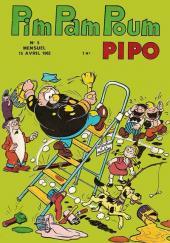 Pim Pam Poum (Pipo - Mensuel) -5- Mensuel n°005