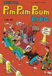 Pim Pam Poum (Pipo - Spécial) -2- Trimestriel n°02