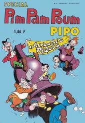 Pim Pam Poum (Pipo - Spécial) -5- Trimestriel n°05