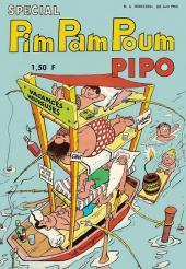 Pim Pam Poum (Pipo - Spécial) -6- Trimestriel n°06