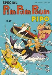 Pim Pam Poum (Pipo - Spécial) -7- Trimestriel n°07