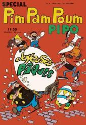 Pim Pam Poum (Pipo - Spécial) -9- Trimestriel n°09