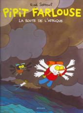 Pipit Farlouse -2- La route de l'Afrique