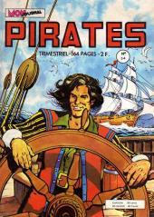 Pirates (Mon Journal) -54- Capt'ain Rik Erik - La vengeance de la pieuvre jaune