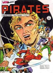 Pirates (Mon Journal) -55- Captain Rik Erik - À pirate, pirate et demi !