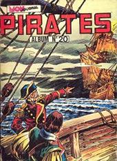 Pirates (Mon Journal) -Rec20- Album N°20 (du N°85 au N°87)