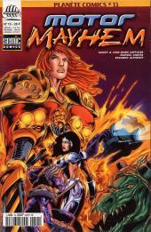 Planète Comics (2e série) -13- Motor Mayhem