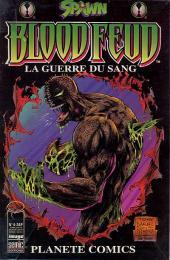 Planète Comics (2e série) -4- Spawn : Bloodfeud - La guerre du sang