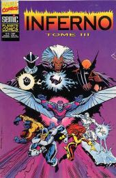 Planète Comics (1re série) -6- Inferno Tome 3
