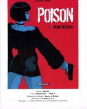 Cellule Poison -1HC- Immersion