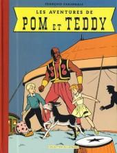 Pom et Teddy -1+2- Les aventures de Pom et Teddy / Le talisman noir