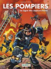 Les pompiers -8- La Ligue des sapeurs-héros