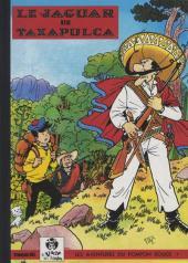 Pompon Rouge (Les Aventures du) -10- Le Jaguar de Taxapulca