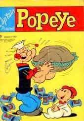 Popeye (Cap'tain présente) -100- Pêche en musique