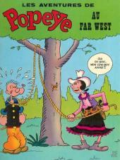 Popeye (MCL) -14- Popeye au Far West
