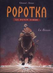 Popotka le petit Sioux -6- Le bison