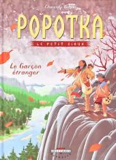 Popotka le petit Sioux -7- Le garçon étranger