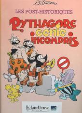 Les post-historiques -2- Pythagore génie incompris