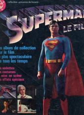 Superman (Sagédition - Présence de l'avenir) -RC01- Superman : Le film