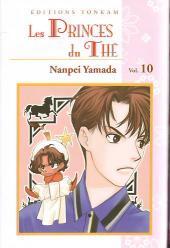 Les princes du Thé -10- Volume 10