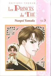 Les princes du Thé -3- Volume 3