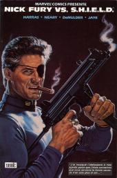 Privilège Semic (Collection par souscription) -2- Nick Fury vs. SHIELD