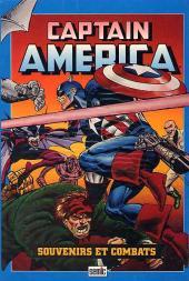 Privilège Semic (Collection par souscription) -3- Captain America - Souvenirs et combats