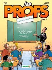 Les profs -7- mise en examen
