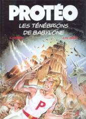 Protéo -5- Les ténébrions de Babylone