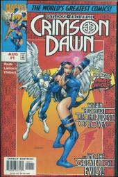 Psylocke & Archangel Crimson Dawn (1997) -1- Before the break of dawn