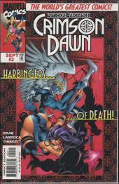 Psylocke & Archangel Crimson Dawn (1997) -2- When the devil comes callin'