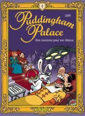 Puddingham palace -4- Une couronne pour son Altesse