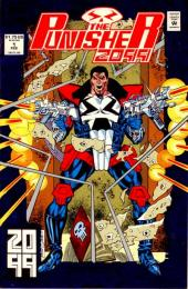 Punisher 2099 (Marvel comics - 1993) -1- No 1
