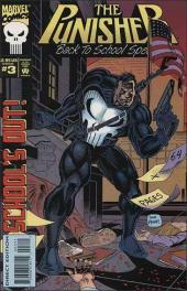 Punisher Back to School Special (1992) -3- Brain drain high / Ahead of the game / The lesson
