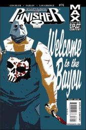 Punisher MAX : Frank Castle (Marvel comics - 2009) -74- Welcome to the Bayou (part 4)